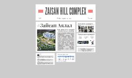 ZAISAN HILL COMPLEX
