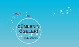 Copy of CÜMLENİN ÖGELERİ