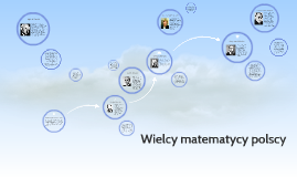 Wielcy matematycy polscy