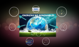Copy of Energia No Renovable