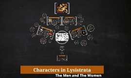Characters in Lysistrata
