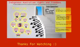 Aboriginal history timeline