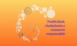 Publicidad, ciudadanía y consumo responsable