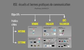 RSE : écueils et bonnes pratiques de communication