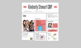 Kimberly Stewart CMP