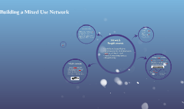 Building a Mixed Use Network