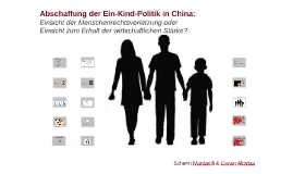 Ein-Kind-Politik in China