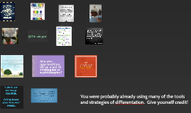 Quotes about Differentiating your Classroom