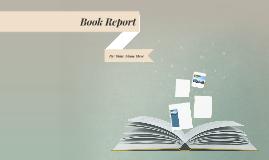 Copy of Book Report