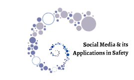 Intro to Social Media & its Applications in Professional Saf