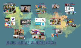 Creating Engaging Videos for your Art Room