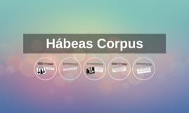 Hábeas Corpus