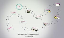 CULTURA ORGANIZACIONAL HACIA INNOVACION