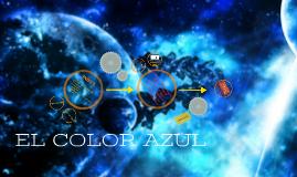 EL COLOR AZUL