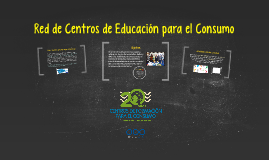 Red de Centros de Educación para el Consumo
