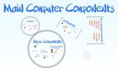 Main Computer Components