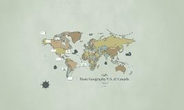 Basic Geography/U.S. & Canada