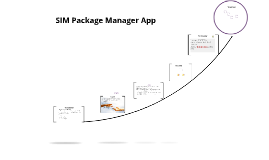 SIM Package Manager