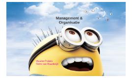 Management & Organisatie - de balans
