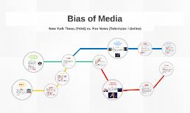 Bias of Media