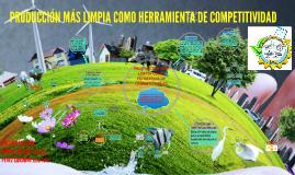 PRODUCCIÓN MÁS LIMPIA COMO HERRAMIENTA DE COMPETITIVIDAD