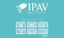 IPAV - Plano de atividades 2014
