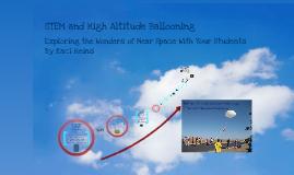 Copy of NSTA STEM Ballooning