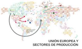 UNIÓN EUROPEA Y SECTORES DE PRODUCCIÓN
