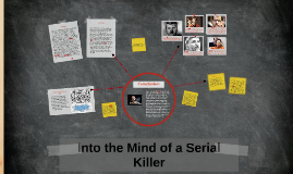 Into the Mind of a Serial Killer
