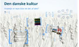 Copy of Den Danske Kultur