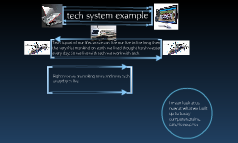 tech system example