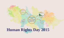 Copy of Human Rights Day 2015