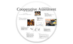 Cooperative Assessment