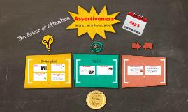 Assertiveness - Day 3