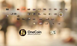 OneCoin prezentace Česky - NEW