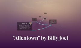 """""""Allentown"""" by Billy Joel"""