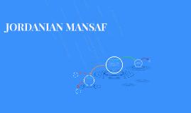 JORDANIAN MANSAF