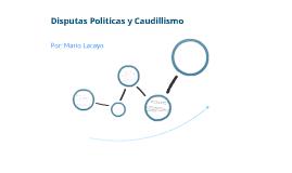 Caudillismo en Nicaragua