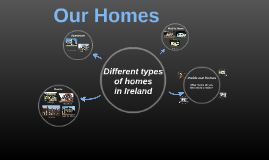 Our Homes