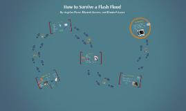 Flash Flood Survival Kit
