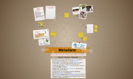 Metadane - MicroSolutions