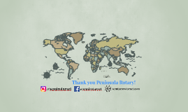 Rotaract presentation