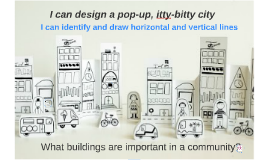 pop-up itty bitty city