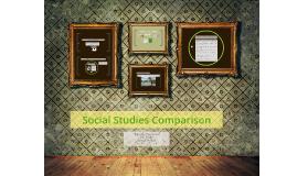 Social Studies Comparison