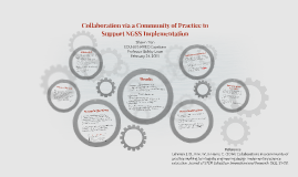 Collaboration via a Community of Practice to Support NGSS Implementation