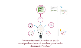 """""""Implementación de un modelo de gestión amortiguada de inven"""