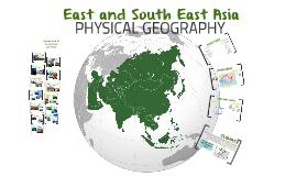 East and South East Asia