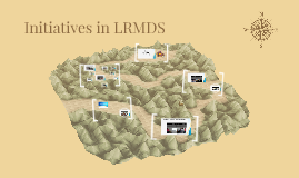 Initiatives in LRMDS