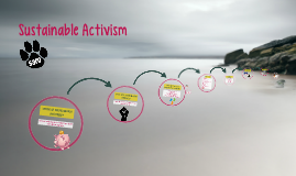 Sustainable Activism