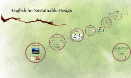 Sustainable Design Course